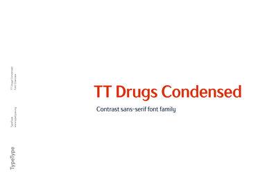 TT Drugs Condensed