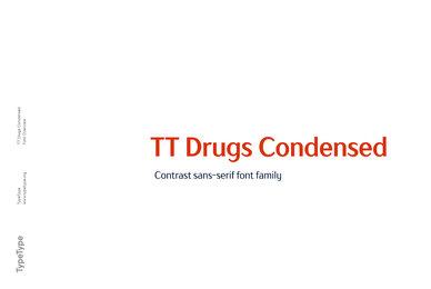TT Drugs Condensed
