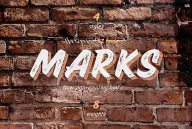 Pinatas Marks