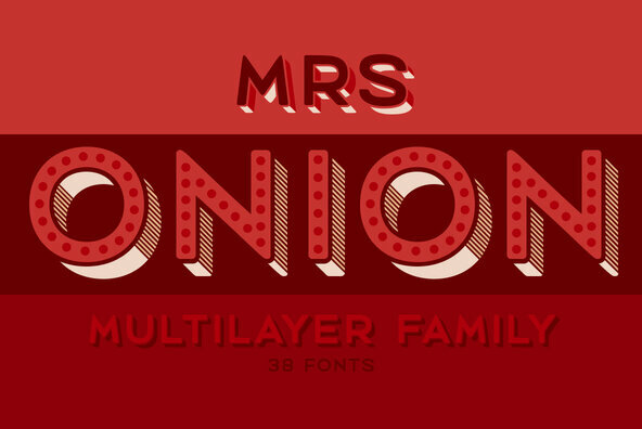 Mrs Onion