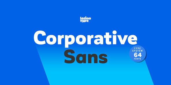 Corporative Sans