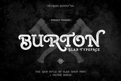 Burton Slab