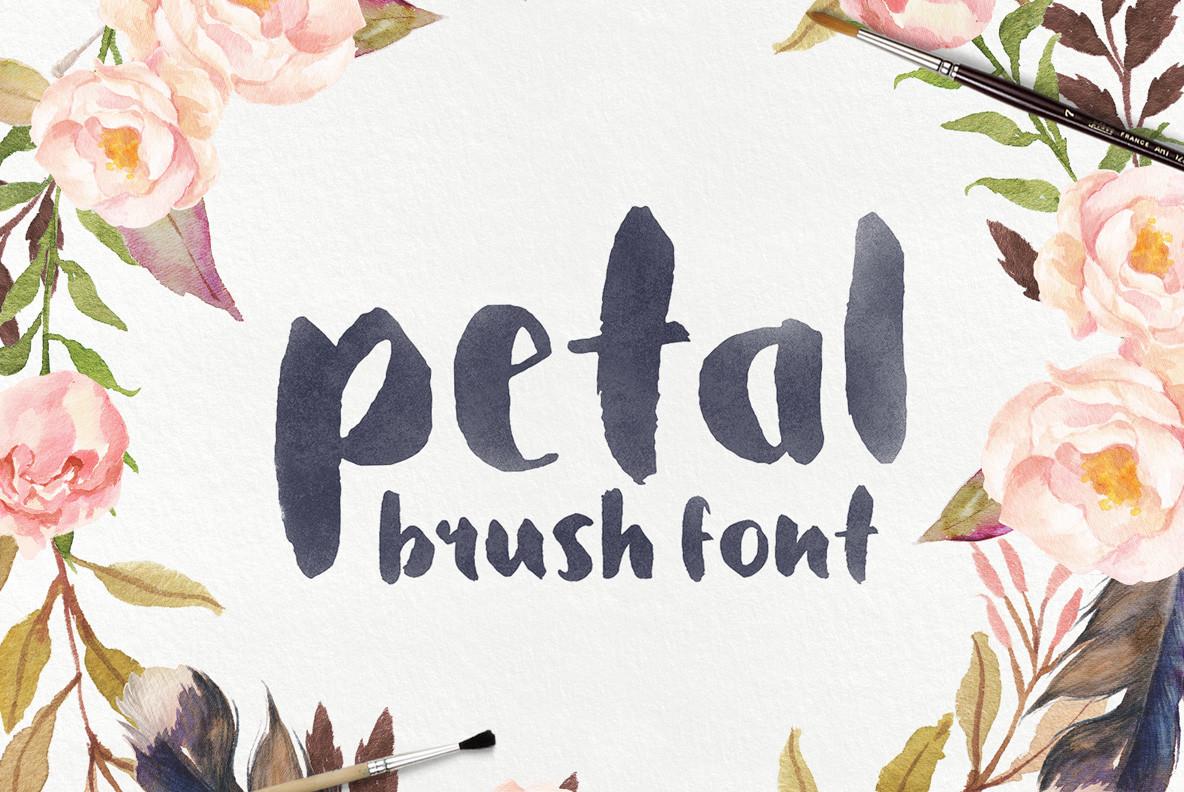 Petal Brush
