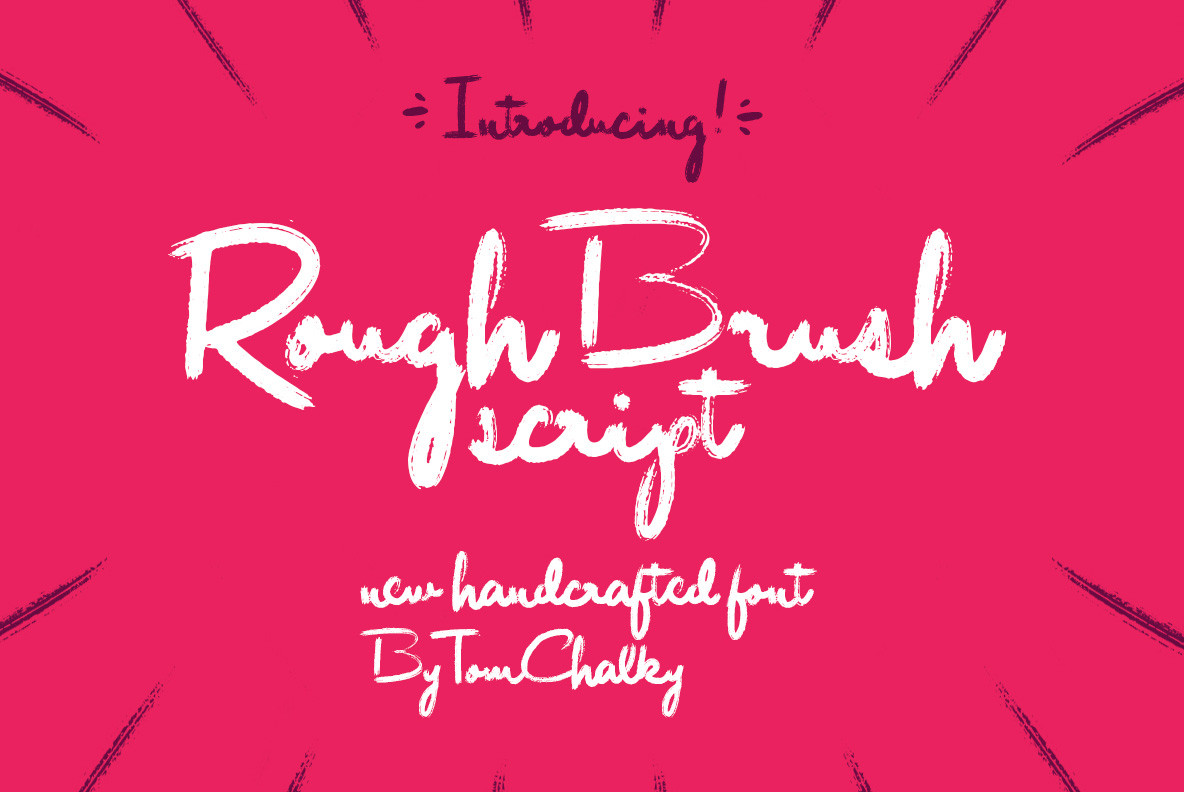 Rough Brush