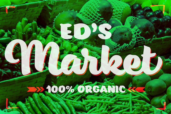 Eds Market Collection