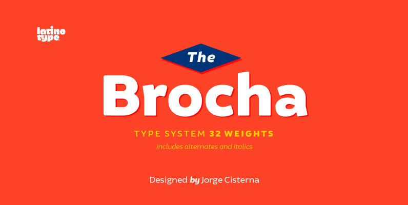 Brocha