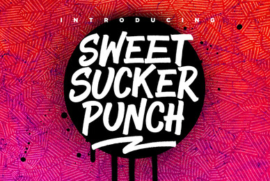 Sweet Sucker Punch