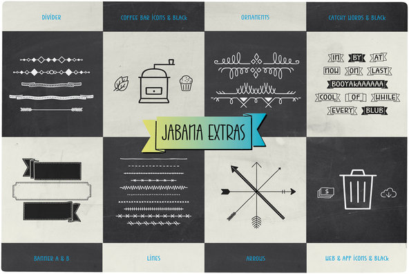 Jabana Extras
