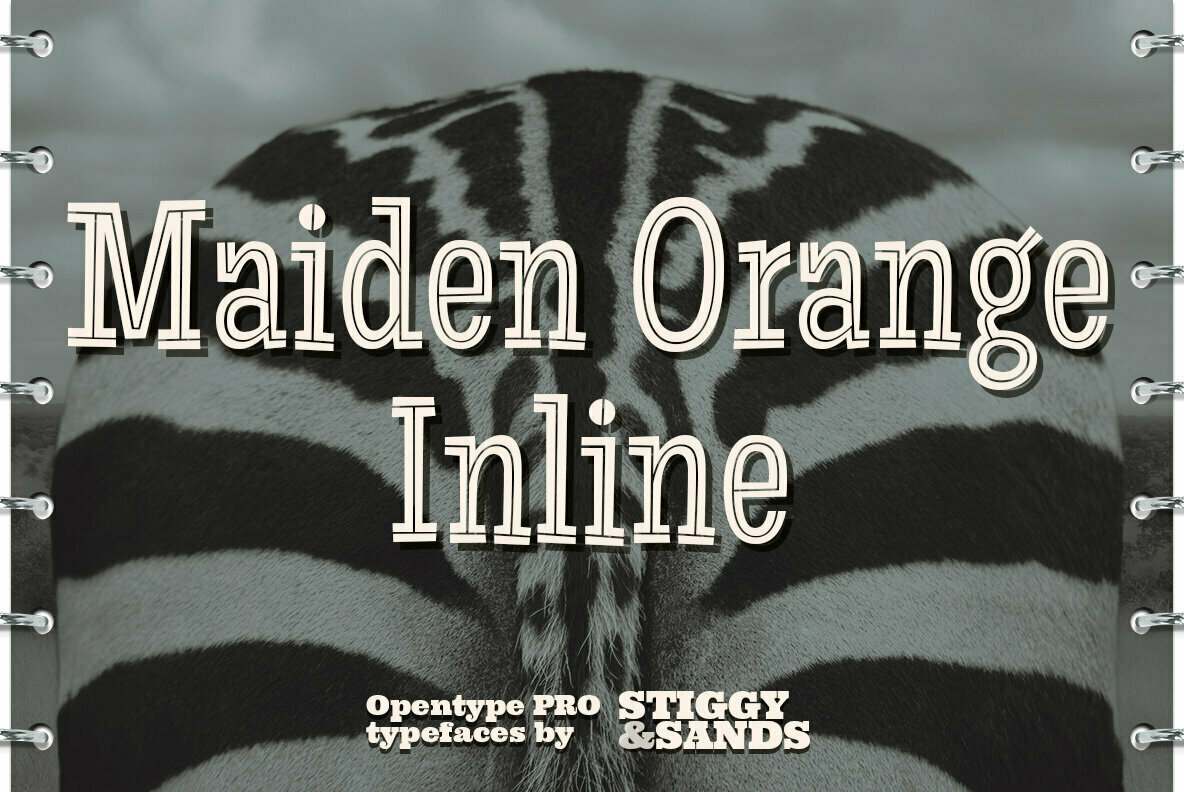 Maiden Orange Inline Pro