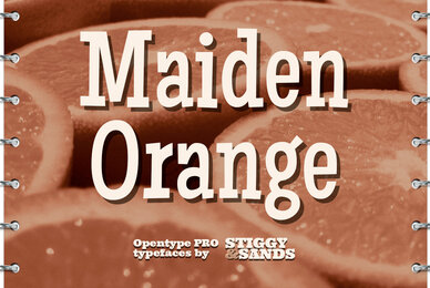 Maiden Orange Pro