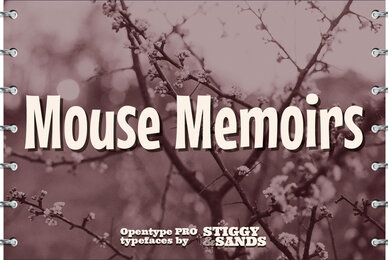 Mouse Memoirs Pro
