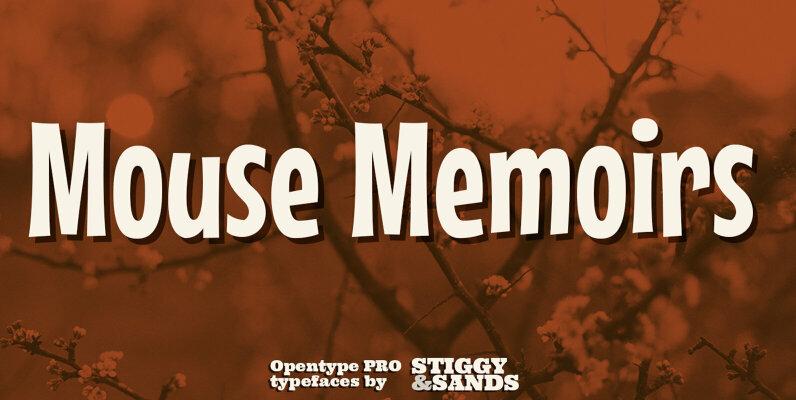 Mouse Memoirs Pro