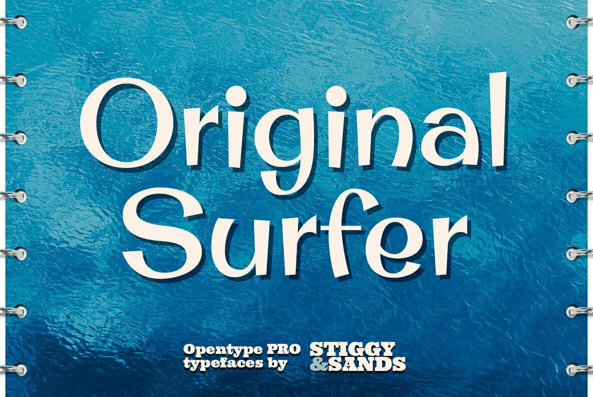 Original Surfer Pro