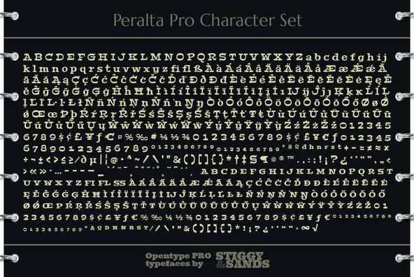 Peralta Pro
