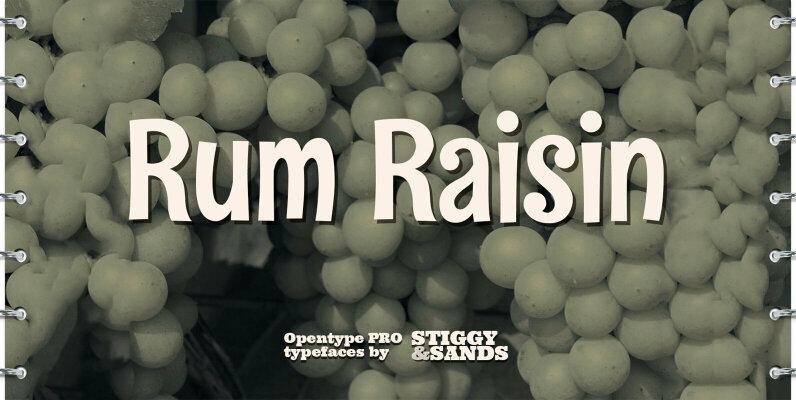Rum Raisin Pro