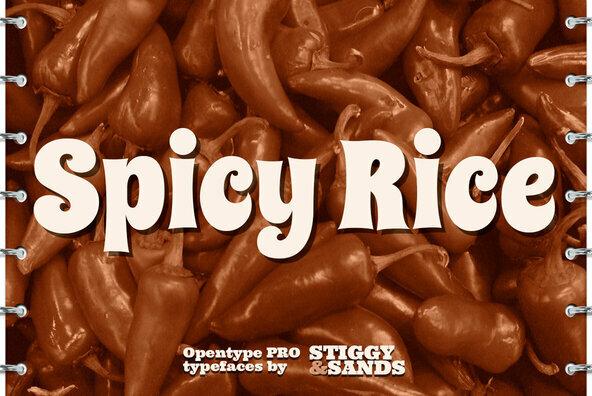 Spicy Rice Pro