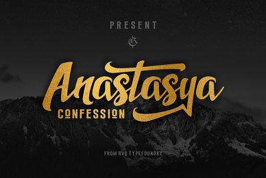 Anastasya Confession