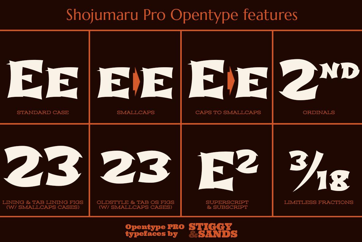 Shojumaru Pro