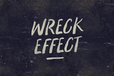 Wreck Effect