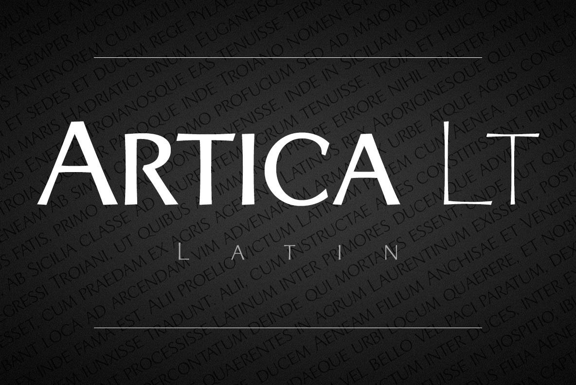 Artica Lt