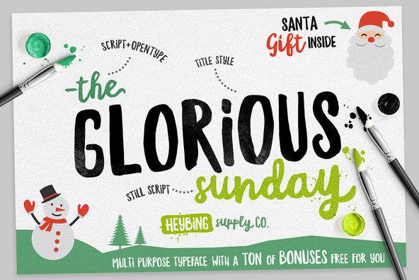 Glorious Sunday