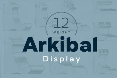 Arkibal Display