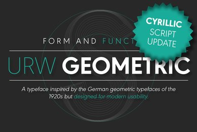 URW Geometric