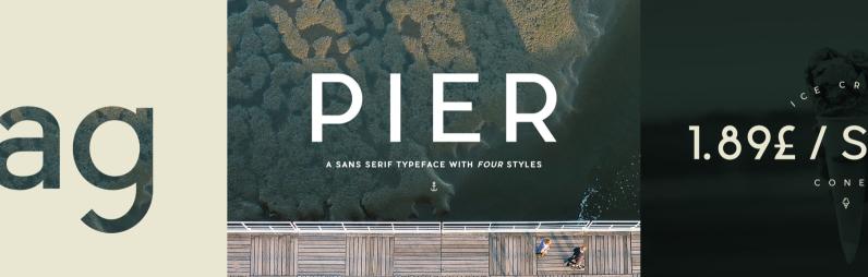 Pier Sans