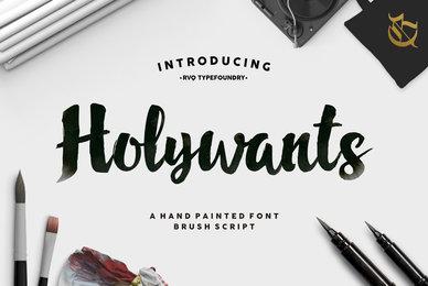 Holywants
