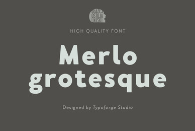 Merlo Grotesque