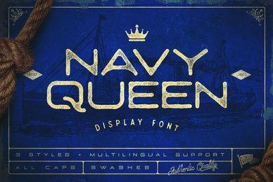 Navy Queen
