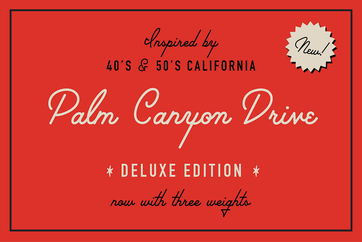 Palm Canyon Drive   Deluxe Edition