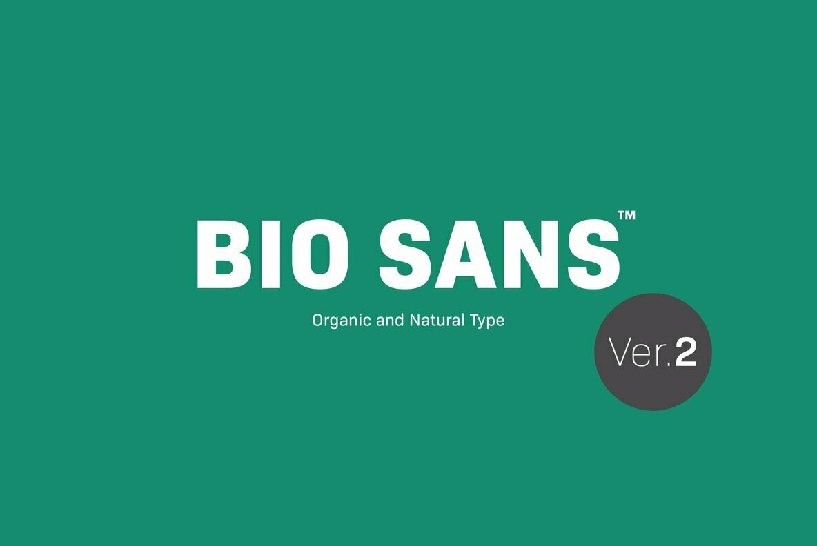 Bio Sans