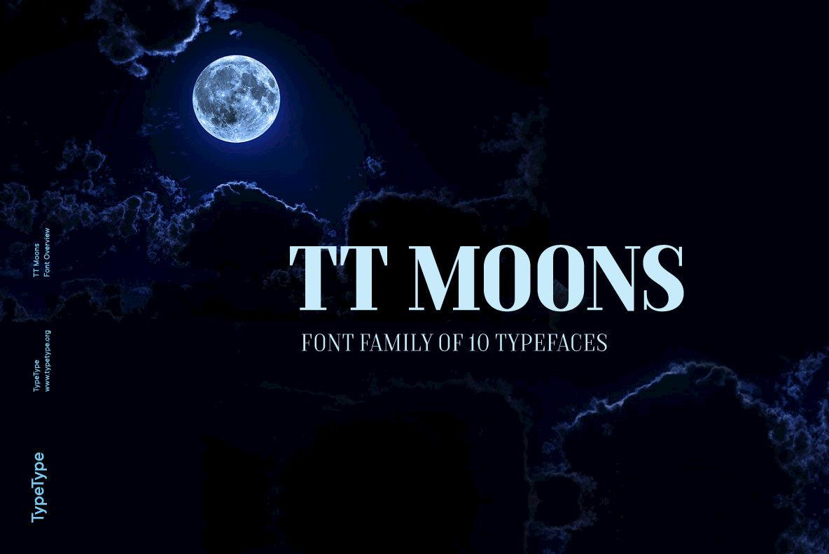 TT Moons