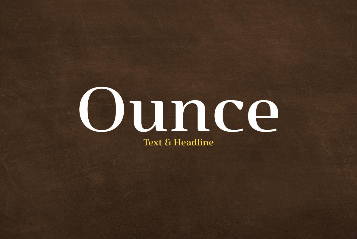 Ounce
