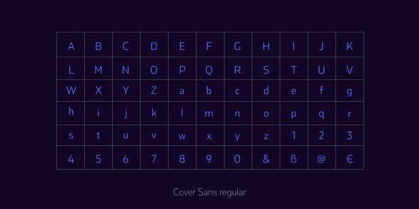 Cover Sans