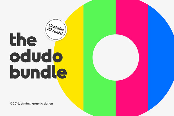 The Odudo Bundle