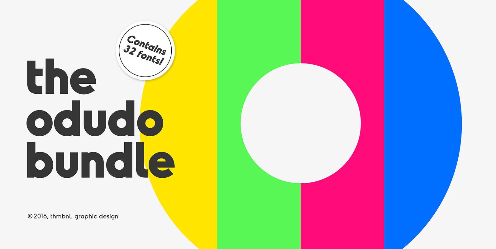 The Odudo Bundle
