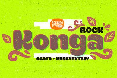 Konga Rock