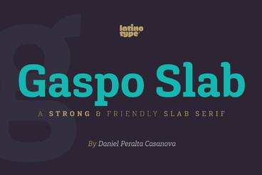 Gaspo Slab