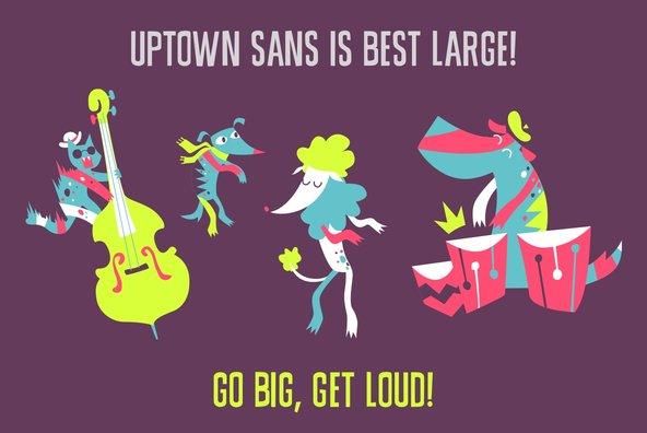 Uptown Sans