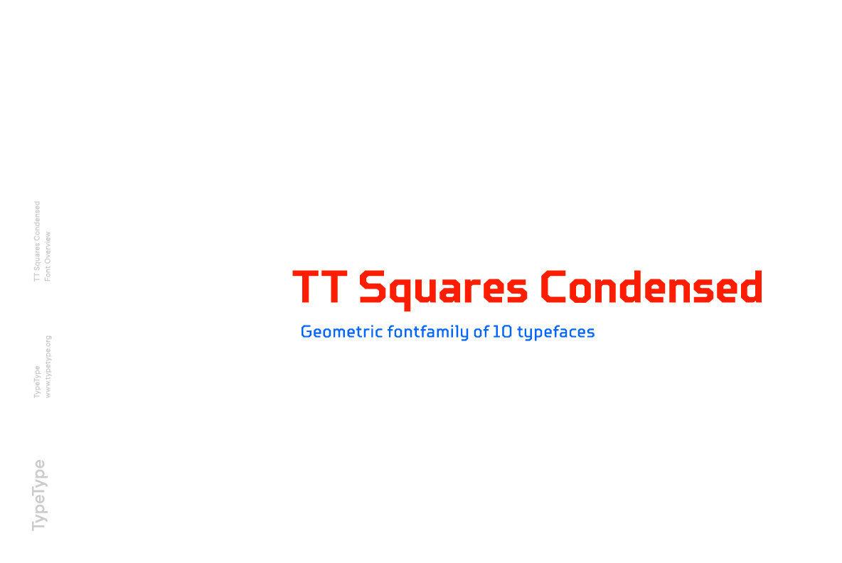 TT Squares Condensed