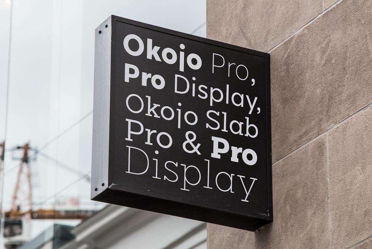 Okojo Pro