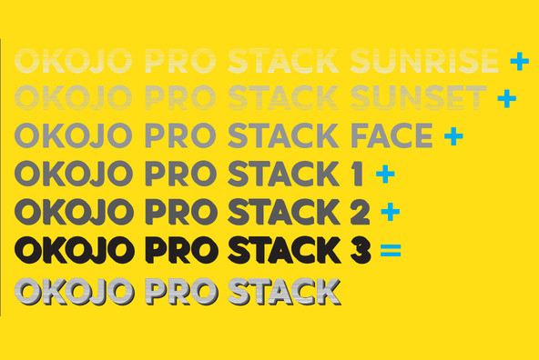 Okojo Pro Stack