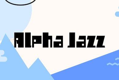 Alpha Jazz