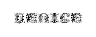 Venice Initials
