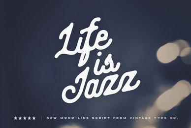 Life Is Jazz