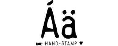 Hand Stamp Gothic Rough