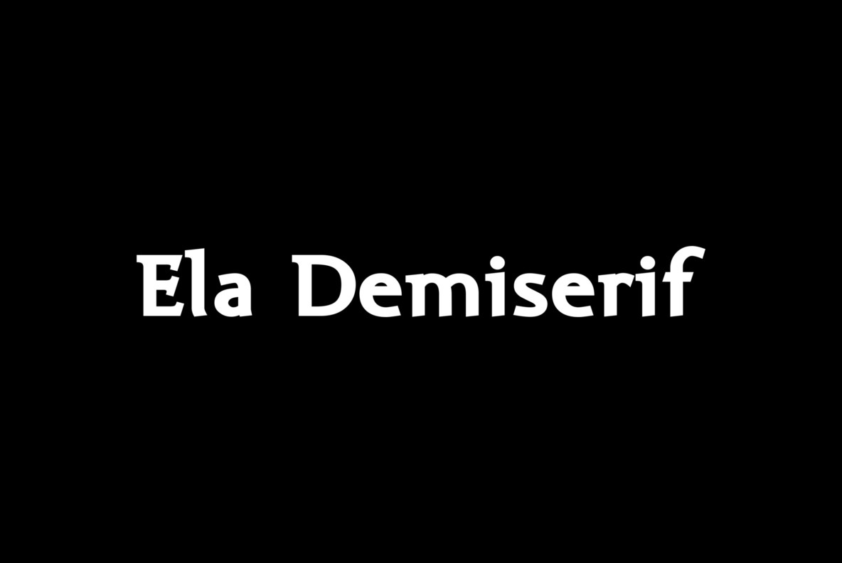 Ela Demiserif