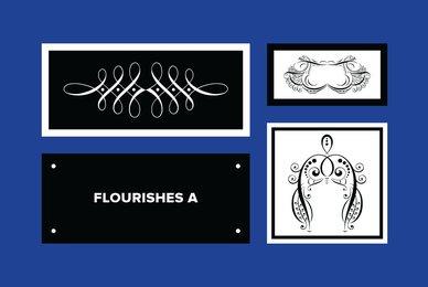 Flourishes A